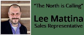 Lee Mattina - Sales Representative